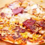 Pizza de microondas muito gostosa